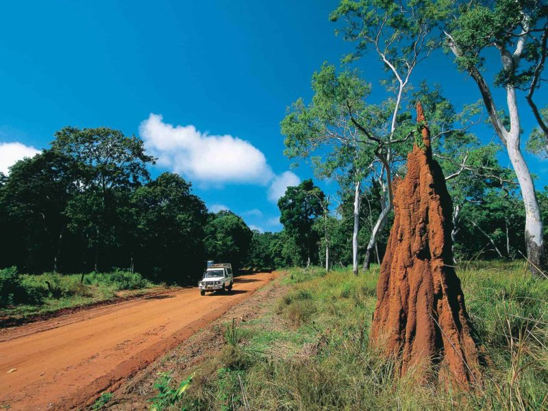 104574 Kirkhope Aviation Tourism And Events QLD Cape York