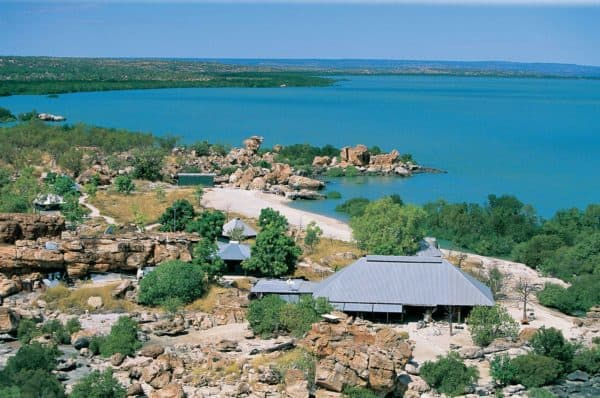 105387 Tourism Western Australia Kimberley Coastal Camp