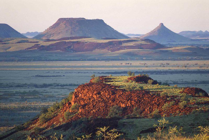 106034 Tourism Western Australia Paraburdoo Millstream National Park