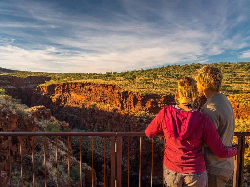 112914 Tourism WA Karijni National Park