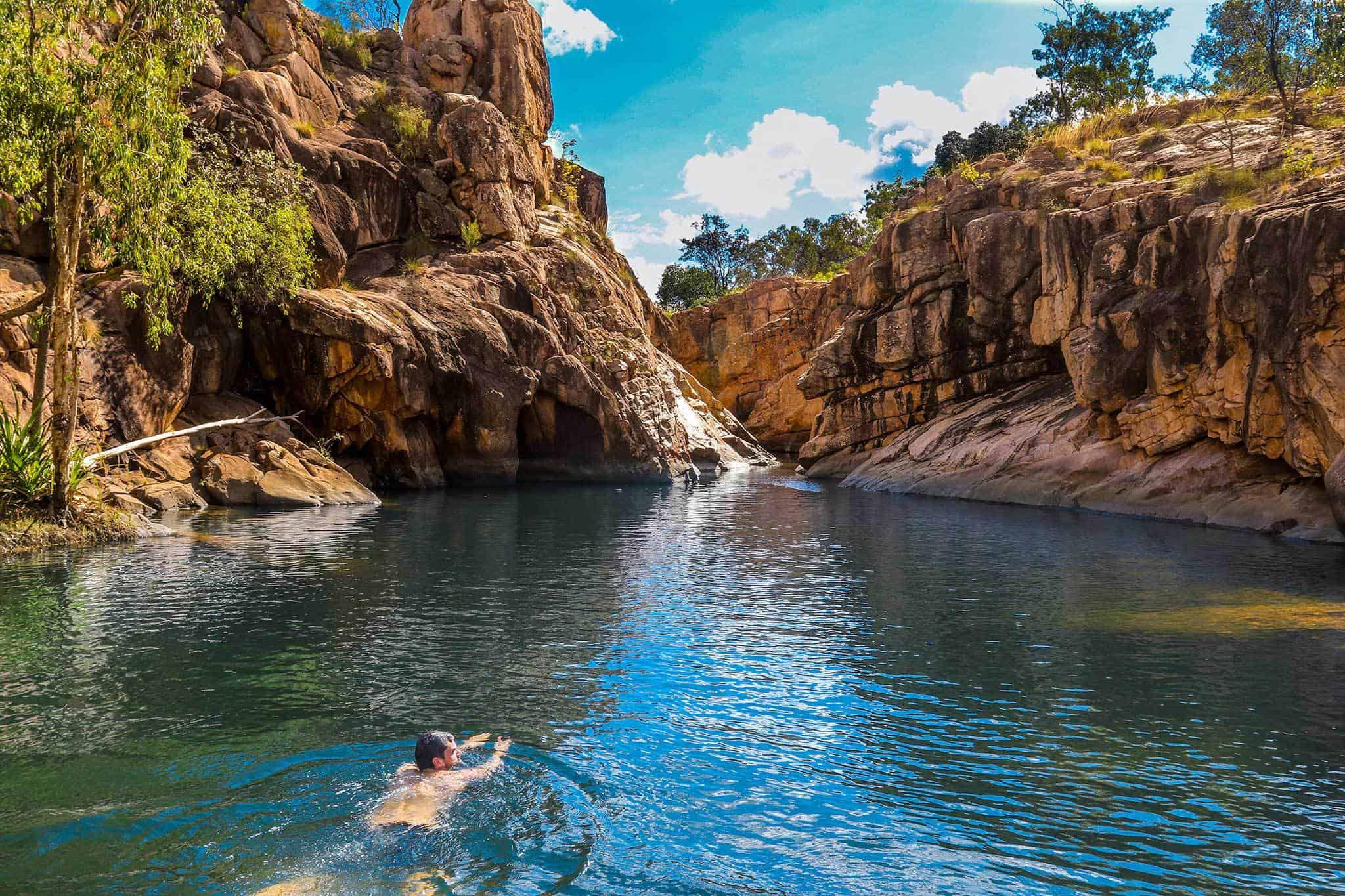 122392 Tourism NT Kakadu