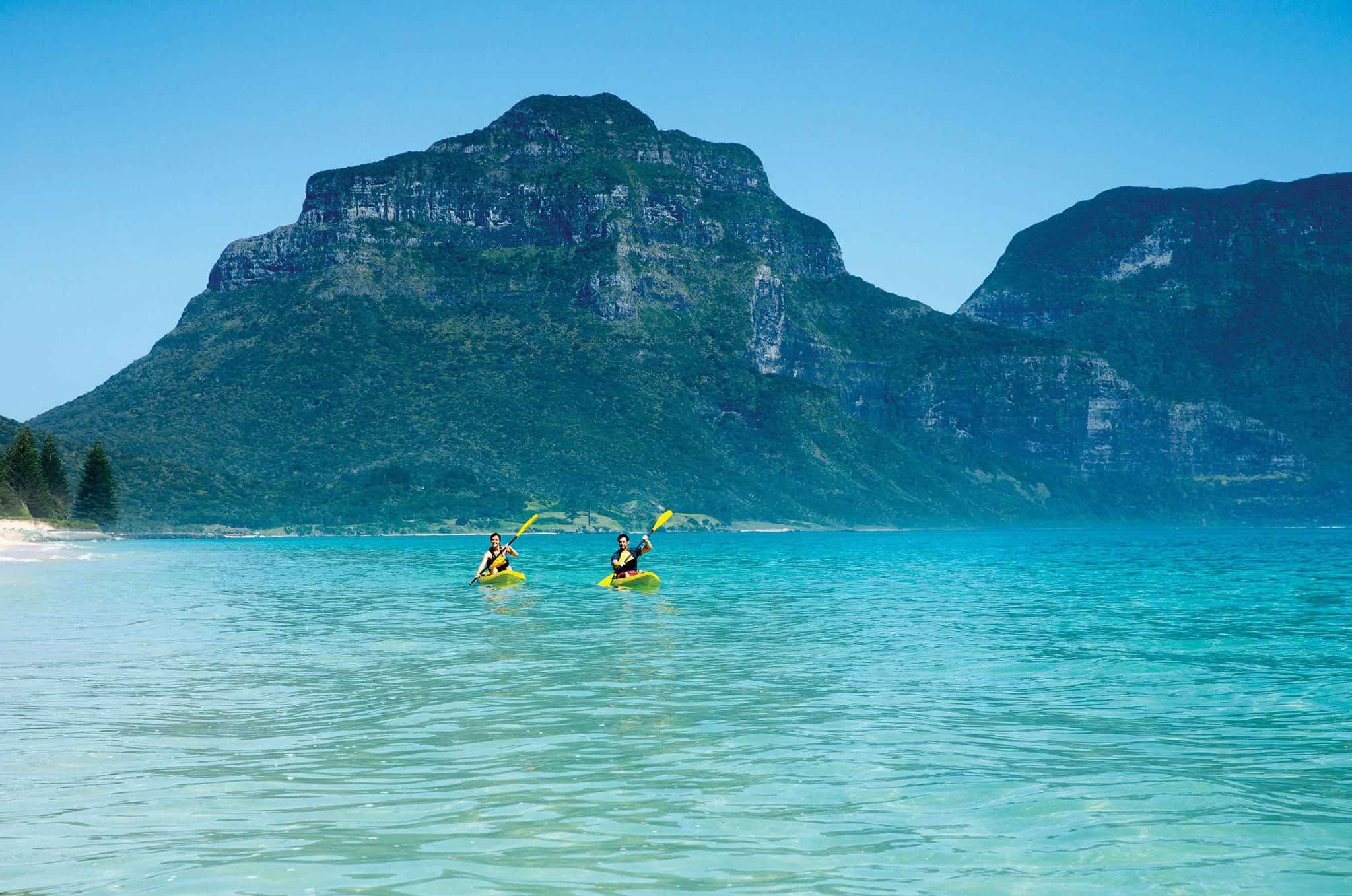 49892 56 Destination NSW Lord Howe Island