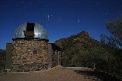 Arkaroola Dodwell Observatory