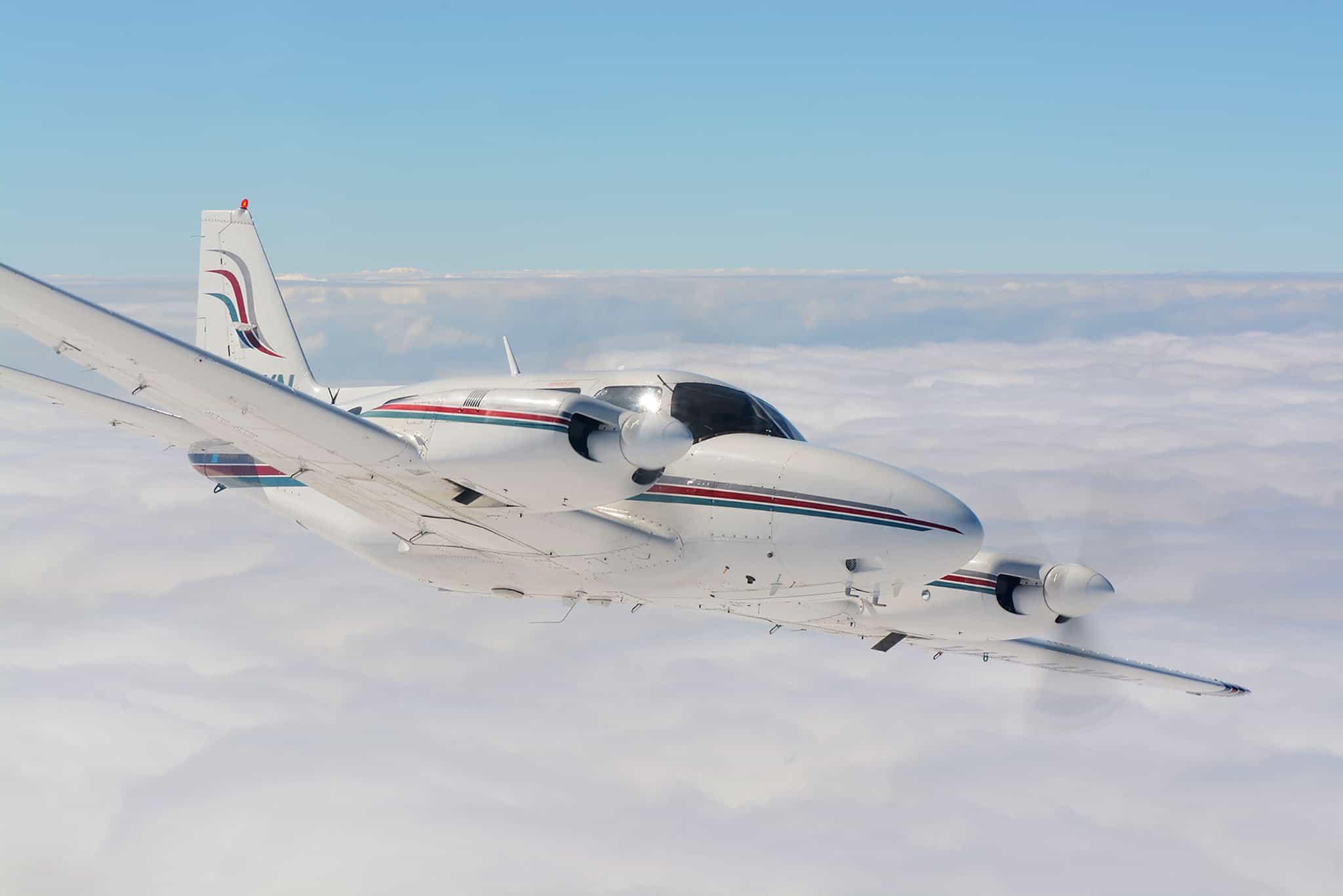 HXN 4 LR Kirkhope Aviation Aircraft