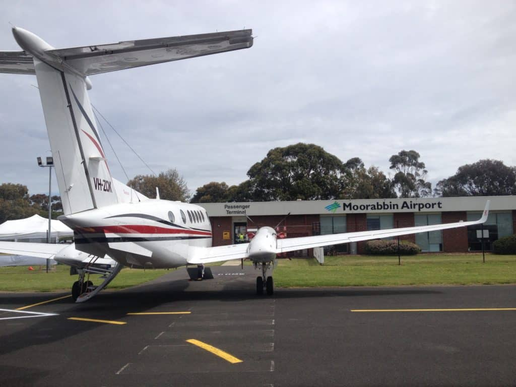 Kingair for bespoke tour