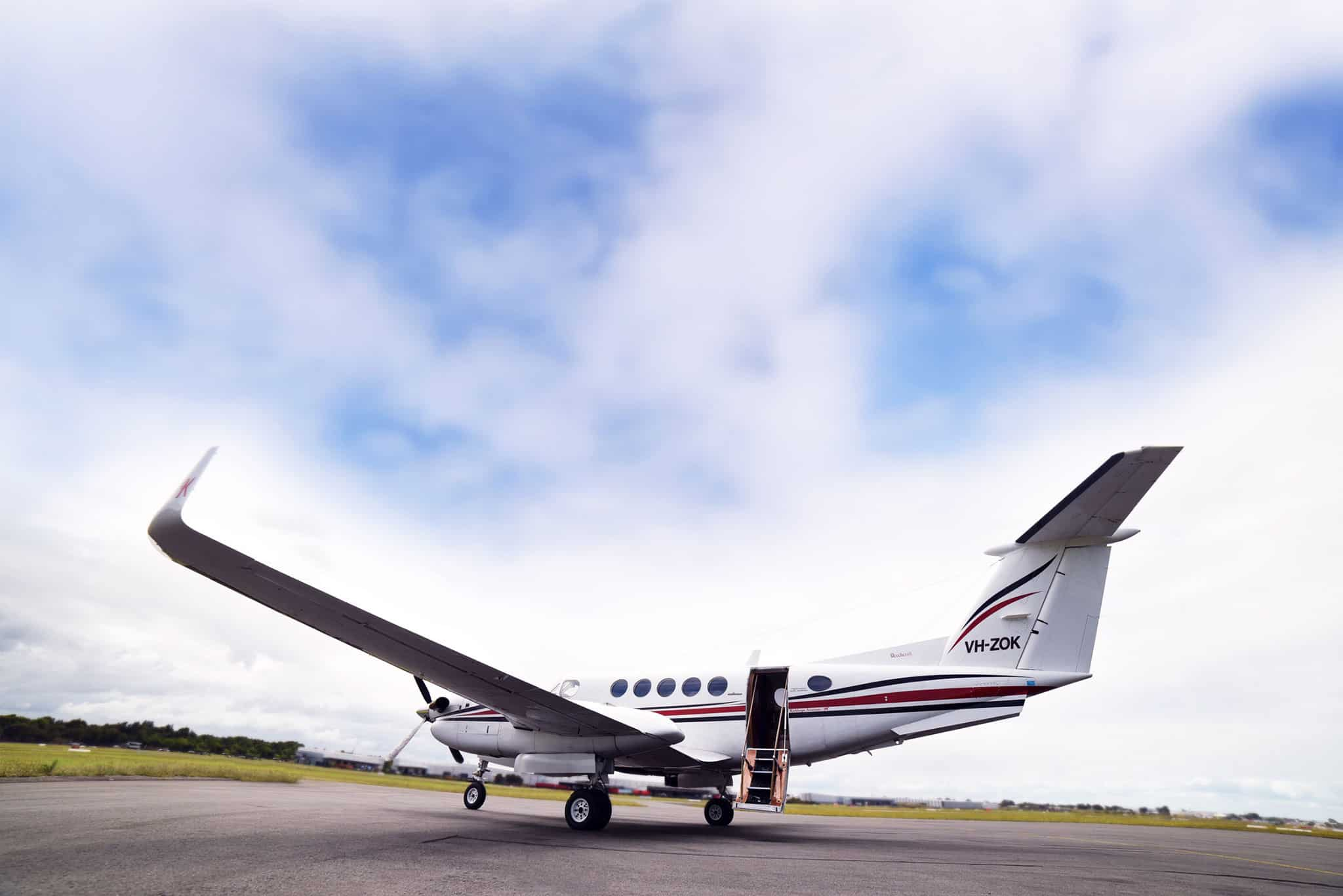 Corporate Air Charters from Melbourne | Kirkhope Aviation