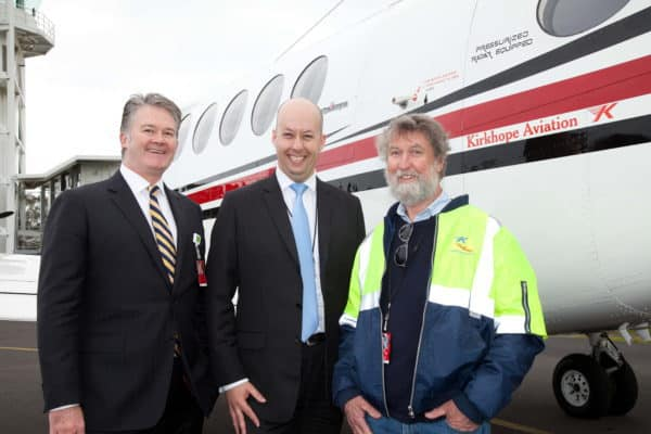 MinisterAviation with Tony Kirkhope
