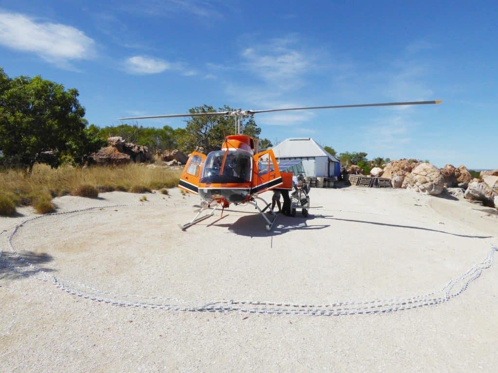P1070470 Kirkhope Aviation Kimberley Coastal Camp