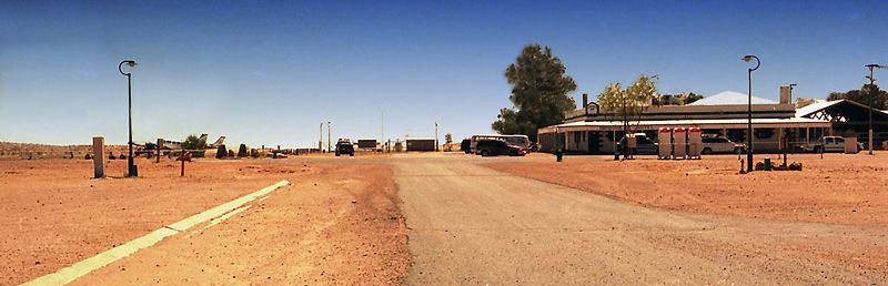 Birdsville an icon in the ouback