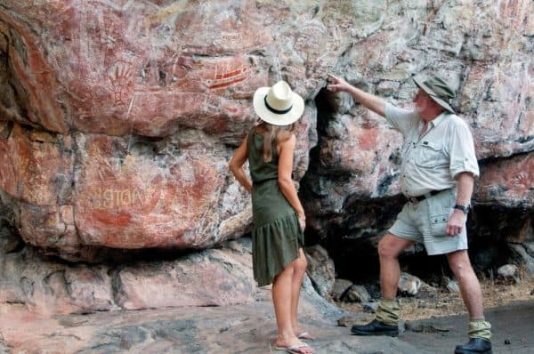 Exploring Rock Art Gallery Kirkhope Aviation Mt Borradaile Davidsons