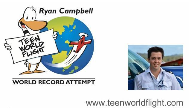 Cirrus Around the World Record Attempt