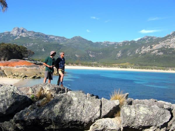 Kirkhope Aviation Fantastic Flinders Island Beach