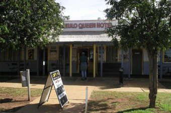 Kirkhope Aviation Cape York Eulo Queen Hotel