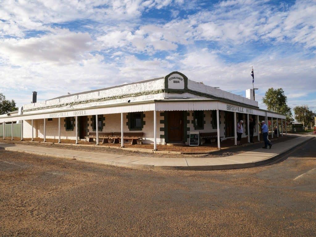 Kirkhope Aviation Taste Of The Outback July 2018 27 Birdsville Hotel