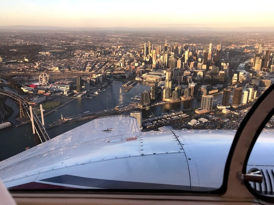 Melbourne Scenic Flight
