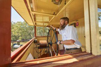 Emmylou Skipper Steering Side View
