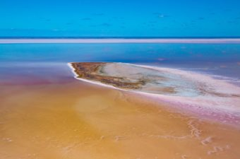 Kati Thanda Lake Eyre National Park Wrightsair Scenic Flight