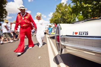 Parkes Elvis Festival 2014