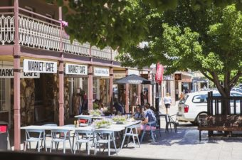 Streetscapes, Mudgee