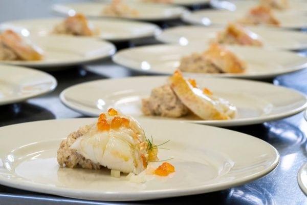 Seafood Plate KILT
