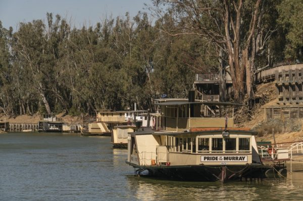 Murray River, Moama