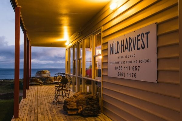 Wild Harvest Restaurant And Cooking School