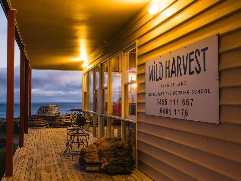 Wild Harvest Restaurant And Cooking School