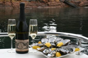 Wineglass Bay Cruises Bubbles & Oysters