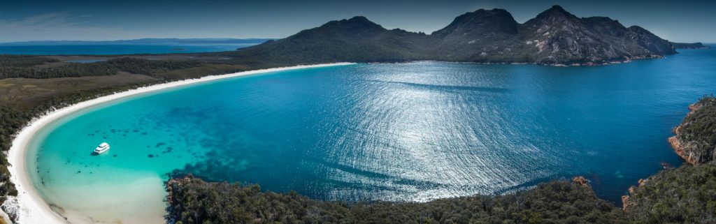 Wineglass Bay Cruises Hero Shot