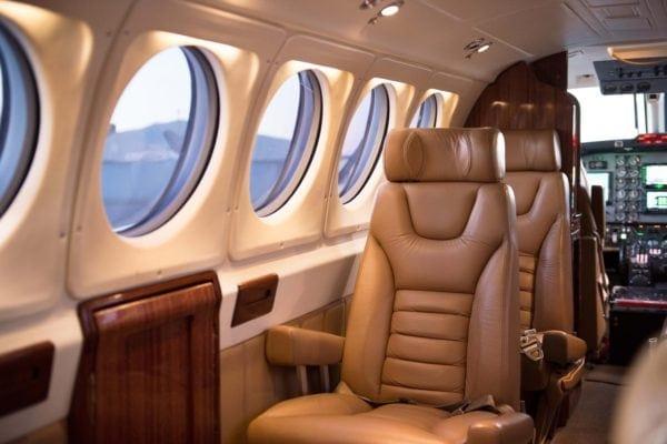 King Air 05 Print