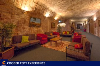 Coober Pedy Experience Lounge
