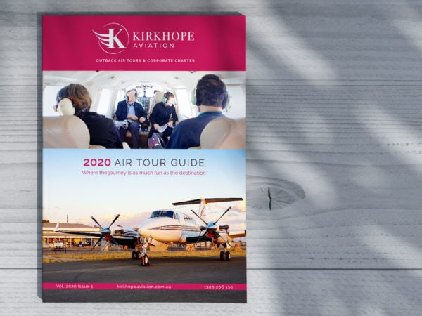Kirkhope Aviation - 2020 Air Tour Guide
