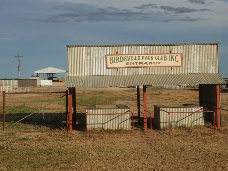 Birdsville Race Club Richard Hobbs