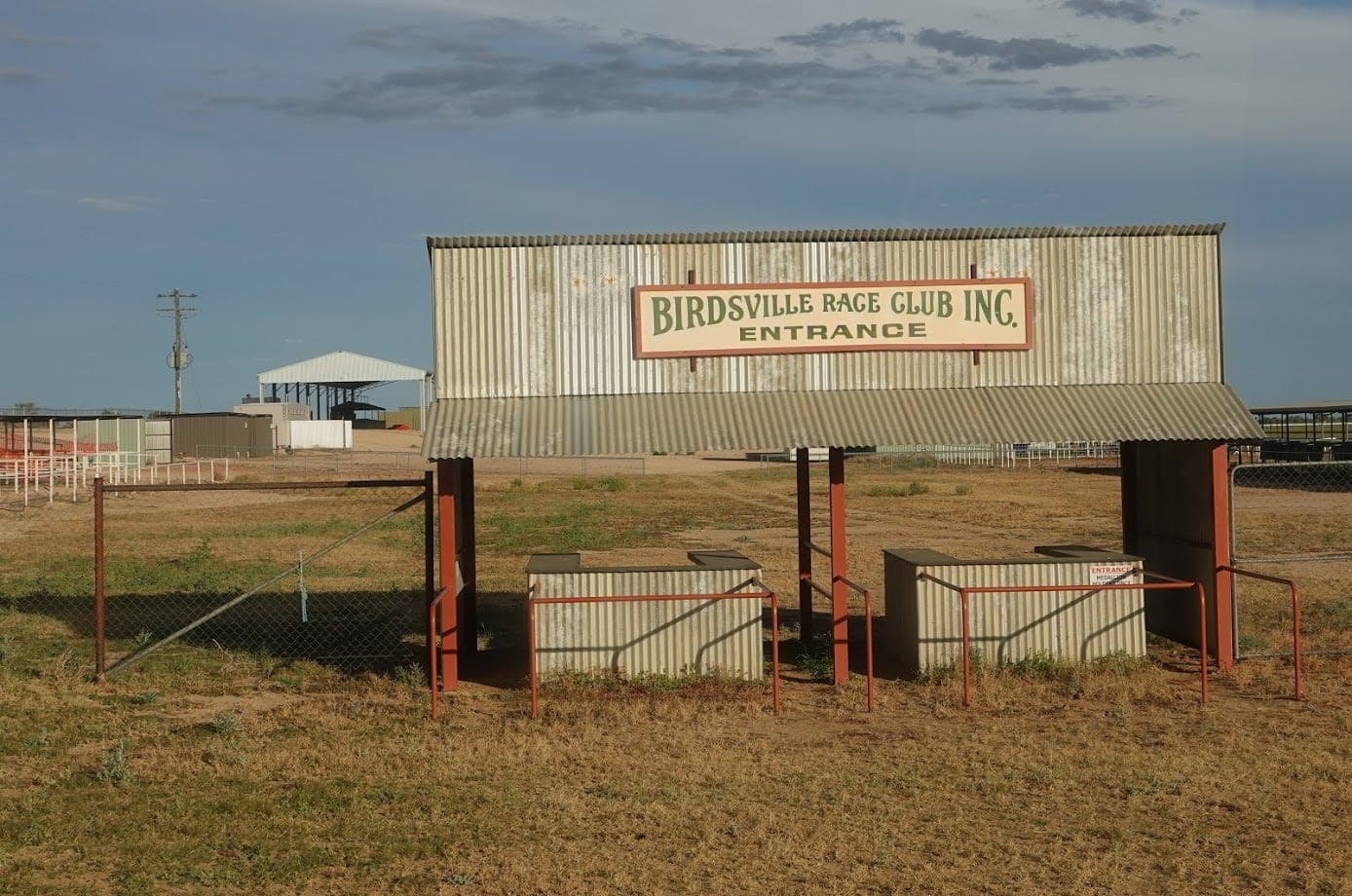 Birdsville Race Club Richard Hobbs