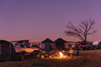 Birdsville Camping - Tourism & Events Queensland