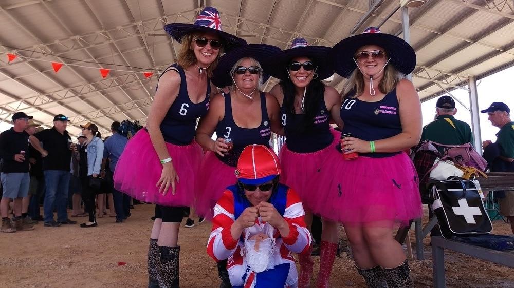 Birdsville Races Pink Ladies