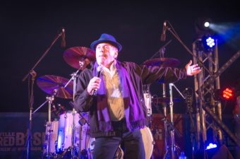 Glenn Shorrock, Big Red Bash 2016
