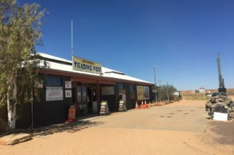Innamincka Trading Post Robert Thomas