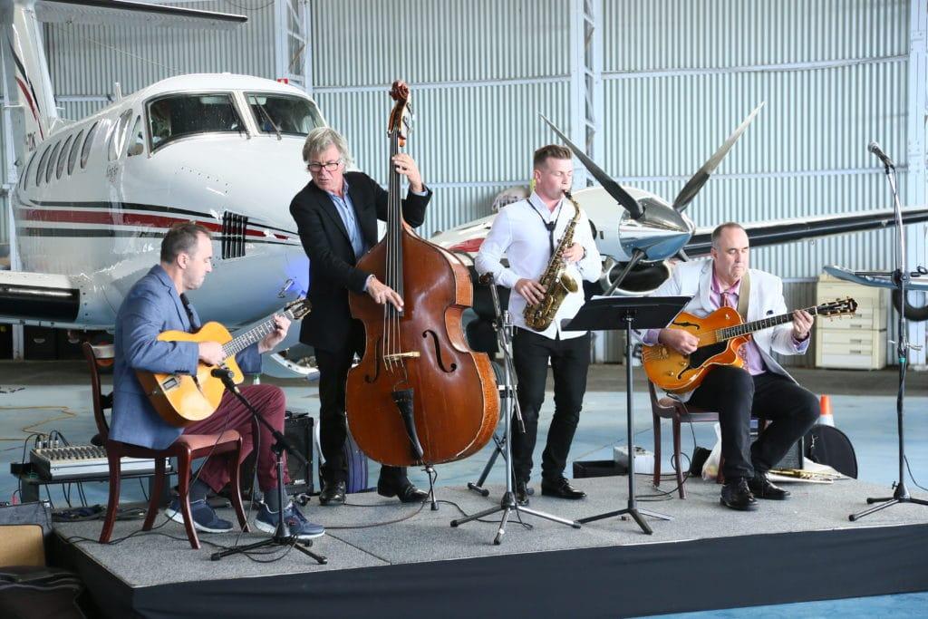 Jazz in the Hangar