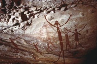 Quinkan Rock Art, QLD