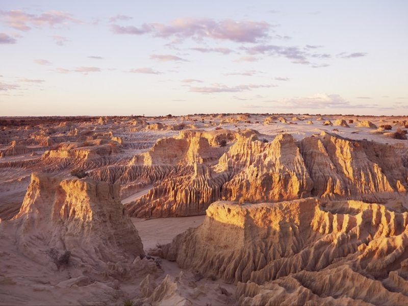 The Outback, Mungo National Park