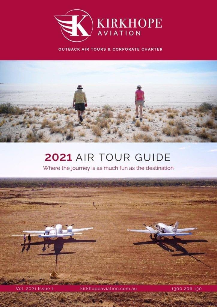 Kirkhope Aviation Tour Brochure 2021