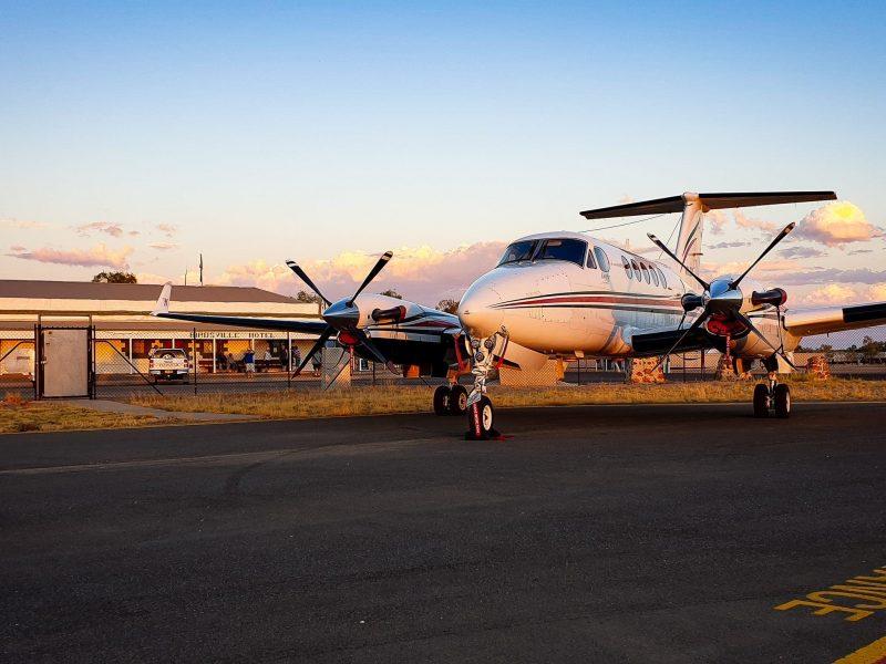 Kirkhope Aviation Zok Birdsville