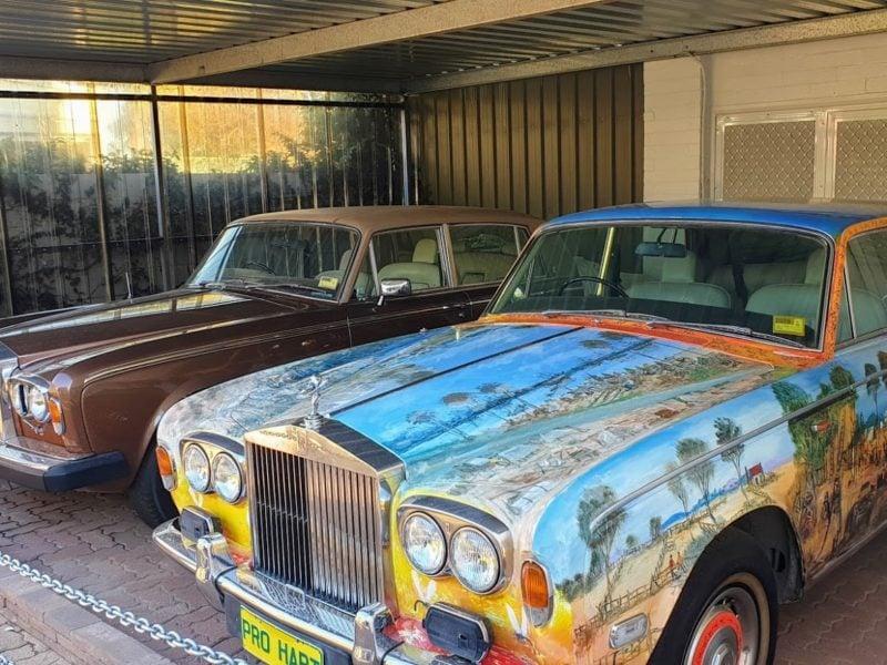 Pro Hart Rolls Royces Keith Siler