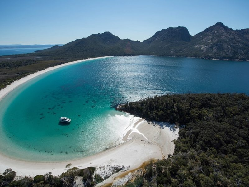 Wineglass Bay Cruises Schouten Passage