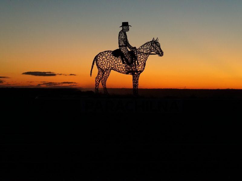 Parachilna Stockman By Tony S