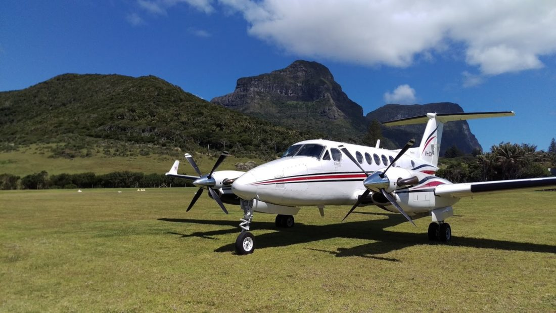 ZOK On Lord Howe Photo By Keith Siler