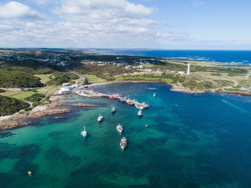 Currie, King Island