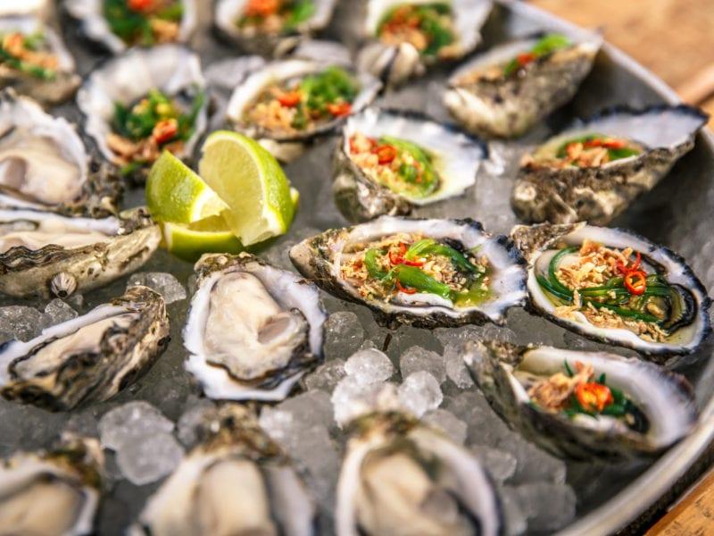 1802 Oyster Bar + Bistro