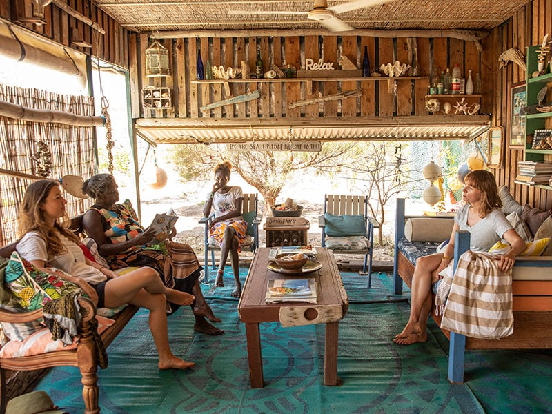 Bremer Island Banubanu Beach Retreat CR Tourism Australia 649789 19